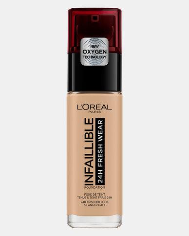 120 Vanilla Paris Infallible 24hr Liquid Foundation by L'Oreal