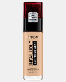 125 Natural Rose Infallible 24hr Liquid Foundation by L'Oreal Paris