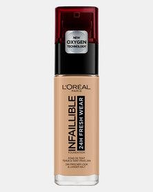 200 Golden Sand Paris Infallible 24hr Liquid Foundation by L'Oreal