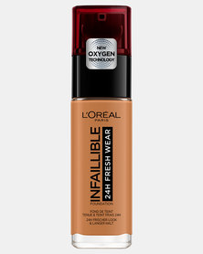 330 Hazelnut Infallible 24hr Liquid Foundation by L'Oreal Paris