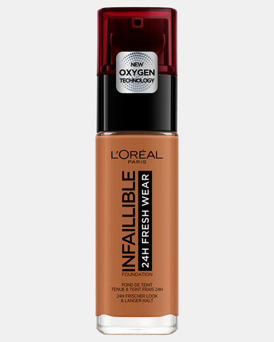 340 Copper Infallible 24hr Liquid Foundation by L'Oreal Paris