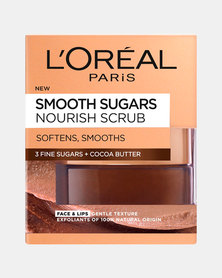 Smooth Sugar Scrub Nourishing Cocoa Butter 50ml by L'Oreal Paris