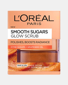Smooth Sugar Scrub Glowing Grapeseed 50ml by L'Oreal Paris