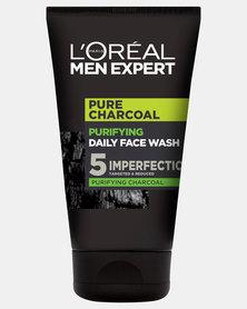 100ml Paris Men Expert Pure Charcoal Face Wash by L'Oreal