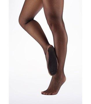 9923cb42b Silky High Performance Fishnet Dance Tights Black