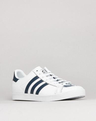 adidas Originals Coast Star Sneakers FTWWHT/CONAVY/FTWWHT