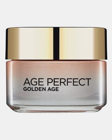 50ml Paris Age Perfect Golden Age Rosy Re-Fortifying Day Cream by L'Oreal