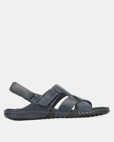 Bata Comfit Sandals Navy