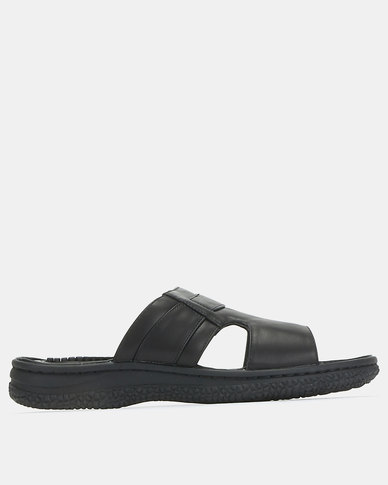 Bata Comfit Sandals Black