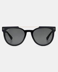 Kapten & Son Nice Gloss Sunglasses All Black