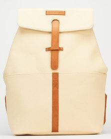 Kapten & Son Copenhagen Backpack Beige/Brown