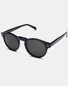 Kapten & Son Berkeley Gloss Sunglasses All Black