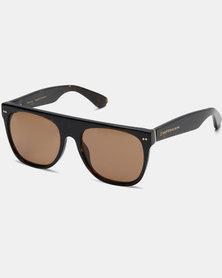 Kapten & Son Moscow Sunglasses Tortoise Dark Brown