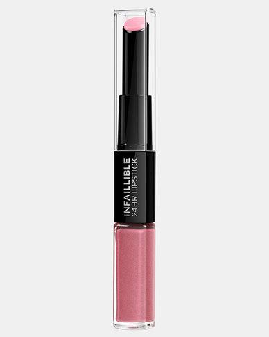 Born to Blush 125 Paris Makeup Infallible Lip Colour by L'Oreal