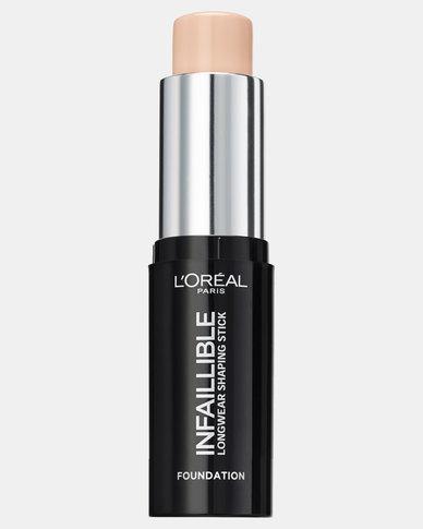 130 Vanilla Paris Makeup Infallible Stick Foundation by L'Oreal