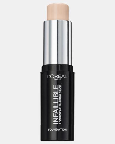 140 Natural Rose Paris Makeup Infallible Stick Foundation by L'Oreal