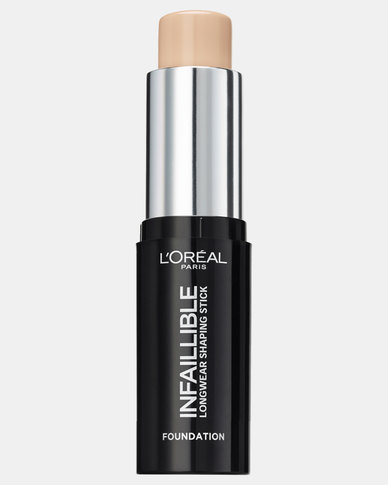 160 Sand Paris Makeup Infallible Stick Foundation by L'Oreal