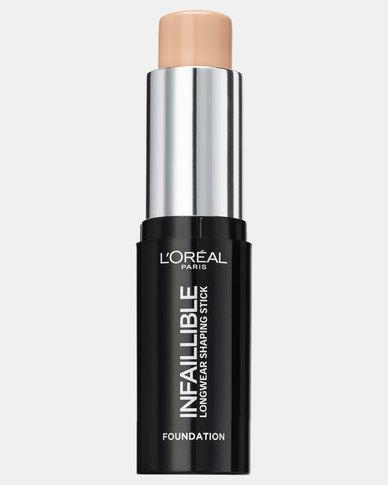 180 Radiant Beige Paris Makeup Infallible Stick Foundation by L'Oreal