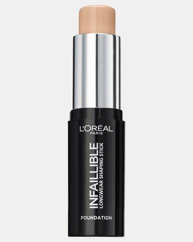 190 Beige Gold Paris Makeup Infallible Stick Foundation by L'Oreal
