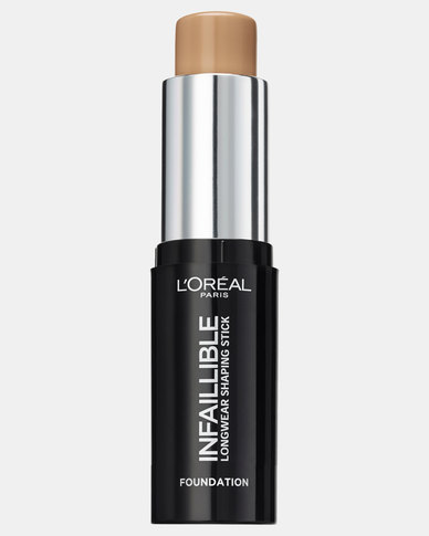 210 Capuccino Paris Makeup Infallible Stick Foundation by L'Oreal