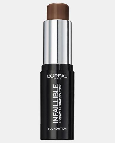 240 Espresso Paris Makeup Infallible Stick Foundation by L'Oreal