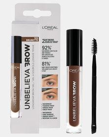 105 Brunette Paris Makeup Unbelieva-Brow by L'Oreal