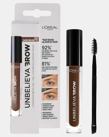 108 Dark Brunette Paris Makeup Unbelieva-Brow by L'Oreal