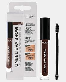109 Ebony Paris Makeup Unbelieva-Brow by L'Oreal
