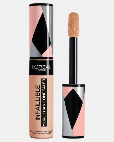 Cashmere 327 Paris Makeup Infallible More Than Concealer by L'Oreal