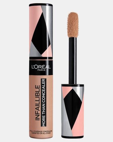 Pecan 330 Paris Makeup Infallible More Than Concealer by L'Oreal