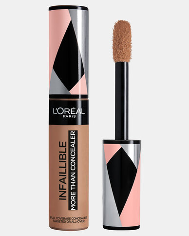 Caramel 335 Paris Makeup Infallible More Than Concealer by L'Oreal