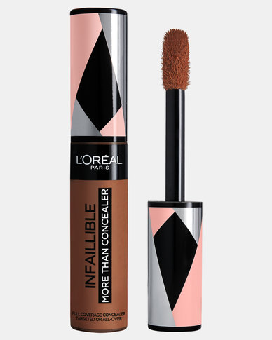 Cocoa 339 Paris Makeup Infallible More Than Concealer by L'Oreal