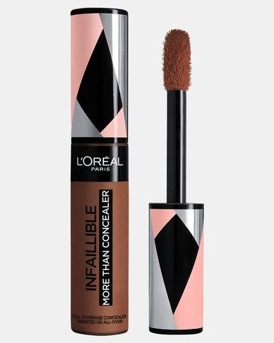 Chestnut 340 Paris Makeup Infallible More Than Concealer by L'Oreal