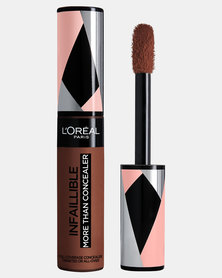 Coffee 342 Paris Makeup Infallible More Than Concealer by L'Oreal