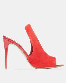 Steve Madden Sinful Heels Red