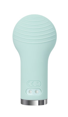 SVK Beauty Cutily Exfoliating Vibration Heating & Shaping Cleanser Green