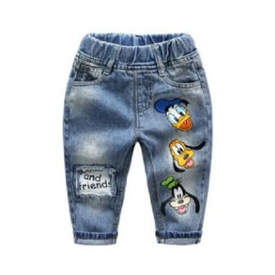 Boys Are Kings Jeans Blue