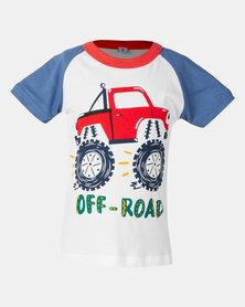 Utopia Boys Of Road Tee Multi