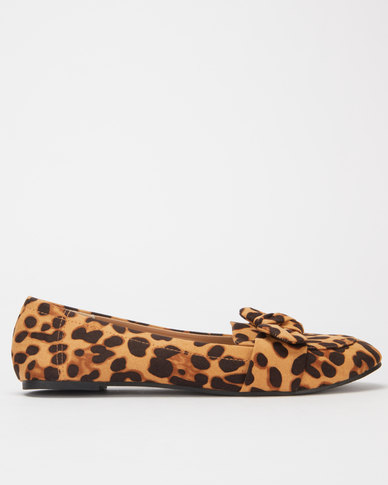 Legit Loafer With Knotted Bow Animal