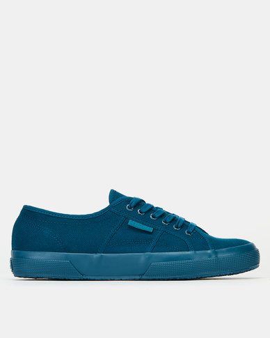 Superga Classic Canvas Sneakers Legion Blue