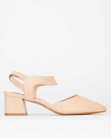 Butterfly Feet Volghera Heels Beige
