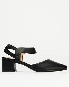 Butterfly Feet Volghera Heels Black