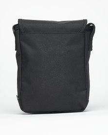 Herschel Lane Small Messenger Bag Black