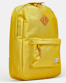 Herschel Arrowwwod Crosshatch Heritage Backpack
