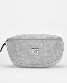 Herschel Arrowwwod Crosshatch Sixteen Hipsack Grey