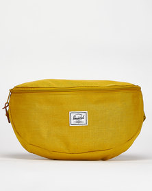 Herschel Arrowwood Crosshatch Sixteen Hipsack Yellow
