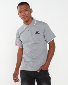 ECKÓ Unltd Logo Golfer Grey