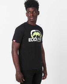 Ecko Unltd Big Logo Tee Black