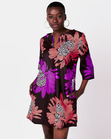 Kieke Kaftan Purple