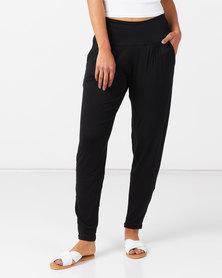 Slick Roxanne Classic Pants Black